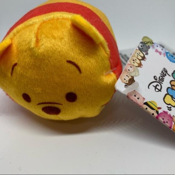 Disney Tsum Tsum Pooh from Winnie The Pooh NEW